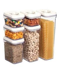 furniture countertop food storage containers