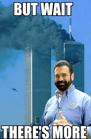 Billy Mays | September 11th, 2001 Attacks | Know Your Meme via Relatably.com
