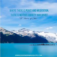 Beautiful Serenity Quotes With Images Good Morning Quote