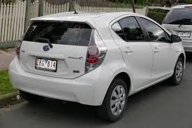 File:2012 Toyota Prius c (NHP10R) hatchback (2015-07-03) 02.jpg ...