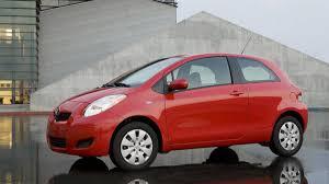 2011 Toyota Yaris 3-Door Liftback, an <i>AW</i> Drivers Log | Autoweek