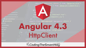 Angular 4.3 HttpClient (Accessing REST Web Services With Angular)