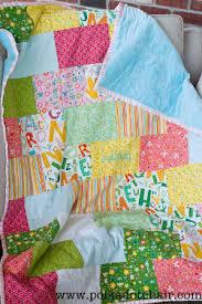 Fabric Favorites: Fat Quarter Quilt Patterns - FaveCrafts & Fat Quarter Quilts for Kids Adamdwight.com