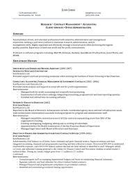 Office Administrator Resume Personal Summary Administrative Interesting Office Administrator Resume