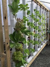 two 5ft vertical garden towers kit 18