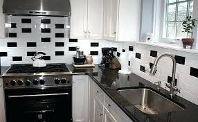 black white subway tile kitchens with and my in idea 5 kitchen tiles floor images