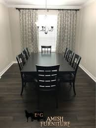 clean simple lines make for a timeless dining room whether you re searching for traditional or contemporary e g amish furniture can build furniture for