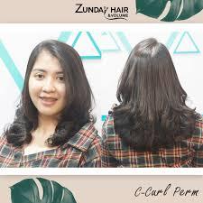 สำหรบสาวๆทผมหยกหยกศก หรอผมตรงทอ Zunday Hair