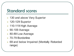 What Do Test Scores Really Mean Ppt Video Online Download