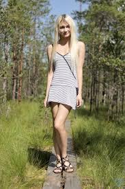 Nubiles Nubiles Olivia Devine Gorgeous Blonde Strips For.