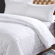5 star hotel collection bedding set hotel satin bed sheets duvet cover 100 cotton