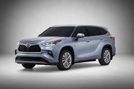 Toyota unveils new 2020 Highlander crossover in New York