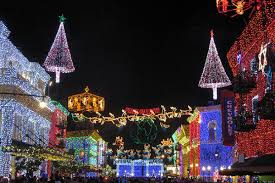 Candy Cane Lane Decorations Best LA Neighborhoods For Holiday Decorations PHOTOS HuffPost 23