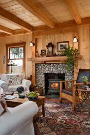 Log Cabin Living Room Decor 650 Best Images About C A B I N S T Y L E On Pinterest Cabin