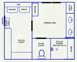 small bathroom floor plans shower only. Delectable Small Bathroom Floor Plans Shower Only Remodel Simple Master Design N