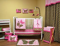 full size of pink and brown baby bedding light crib charlie blanket sets target