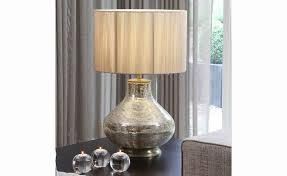 pll126 champagne mosaic table lamp 970 cha mirror metal and glass ipswich stonham suffolk es harpers funriture