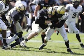 Sindelars Concussion Could Force Purdue To Make Qb Change