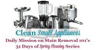 Modern, in every sense of the word. Tips For Cleaning Appliances Of All Types