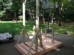 backyard pullup and dip bar system