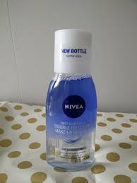nivea double effect eye make up remover review2