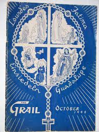The Grail - October 1948 - Our Lady of Fatima (30): Jerome Palmer O S B:  Amazon.com: Books
