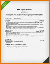 Cosmetology Sample Resume 7 8 Resumes For Cosmetologists Juliasrestaurantnj Com