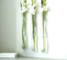 glass wall flowers post blown glass flowers wall art