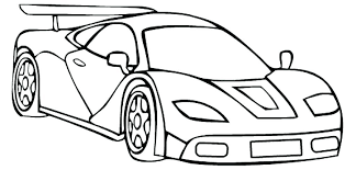 Car Coloring Pages Sports Car Coloring Pages Pdf Wiralfactinfo
