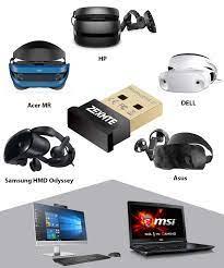 USB Bluetooth 4.0 kết nối kính thực tế ảo Windows Mixed Reality