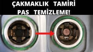 Araba Çakmaklık Tamiri Pas Temizleme Fiat Brava - YouTube