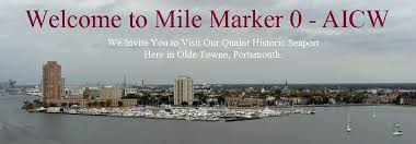 Mile Marker O Portsmouth Virginia Offers Great Sightseeing