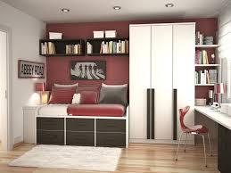 Minimalist Teenage Bedroom Design Budget
