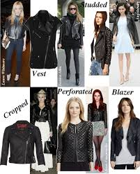 how to wear spring s must have leather jacket celeb edition thefashionspot