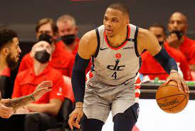 Wizards' Russell Westbrook visits ...