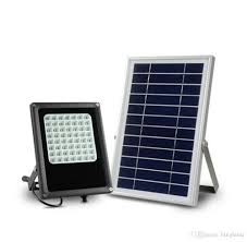 Small Solar Panels For Lights 8pcs 56leds Smd 3528 Led Floodlight Spotlight 6v 6w Solar Panel Waterproof Garden Solar Led Light Lamp