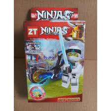 Đồ chơi lắp ráp lego ninjago phần 9 ninja cho bé trai trọn bộ 8 hộp như  hình zt0821.