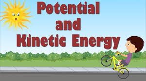 Kinetic Energy Video Potential And Kinetic Energy For Kids Youtube