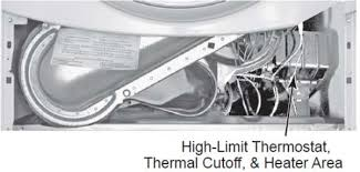 solved whirlpool duet dryer won t heat fixya the primary components you ll want to test an ohm meter set on rx1 are as follows the thermal fuse located as shown here removing the lint housing