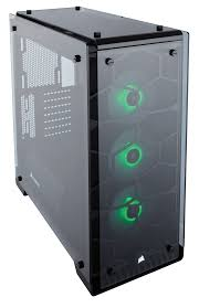 crystal series x rgb atx mid tower case crystal 570x is easy to build and even easier to keep clean you ll spend less time on setup and maintenance and more time enjoying your pc