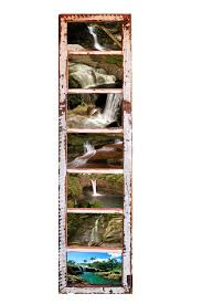 large shabby chique white architrave photo frame for 7 photos