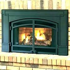 best gas fireplace insert reviews wood