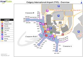 Calgary International Airport Cyyc Yyc Airport Guide