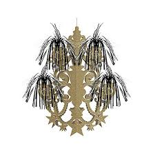 home party supplies theme parties hollywood theme party glitter gold cascade chandelier