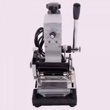 hot foil stamping machine digital hot stamping machine gilding flatbed printer foil stamping press machine tj 256 malaysia senarai harga 2019