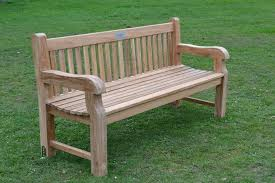 teak benches for gardens garden furniture northern ireland bench chunky