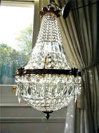 french empire chandelier lighting vintage french