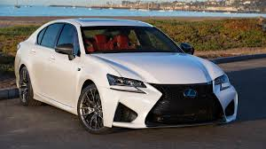 2016 Lexus GS F road test with price, horsepower and photo gallery