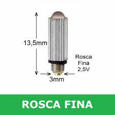 Maybe you would like to learn more about one of these? Lampada Para Laringoscopio Convencional Rosca Pequena Fina Md Cirurgica Passos