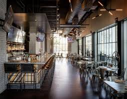 Dallas Design District Restaurants Olson Kundig Dallas Design District